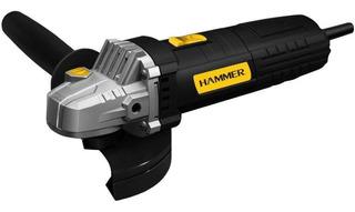 Esmerilhadeira Angular De 4.1/2 Pol. 710w Em-710 Hammer