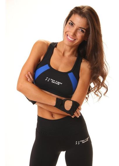 Calza Larga Mujer Profesional Para Deportes