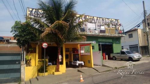 Sobrado Com 2 Dormitórios À Venda, 530 M² Por R$ 1.500.000 - Jaguaré - São Paulo/sp - So0689