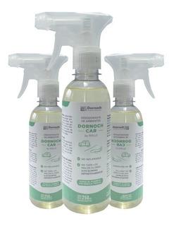 Desodorante De Ambientes - Dornoch Car - Limón 250cc