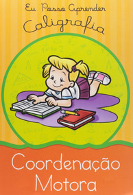 Col. Eu Posso Aprender Caligrafia - Kit Com 10 Livros
