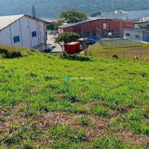 Imagem 1 de 8 de Terreno À Venda, 538 M² Por R$ 290.000,00 - Jd Sao Joao - Juiz De Fora/mg - Te0261