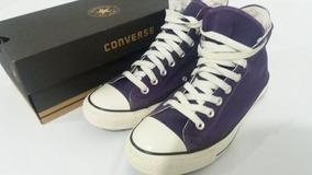 Tênis Converse All Star Púrpura Cano Alto Fem/masc