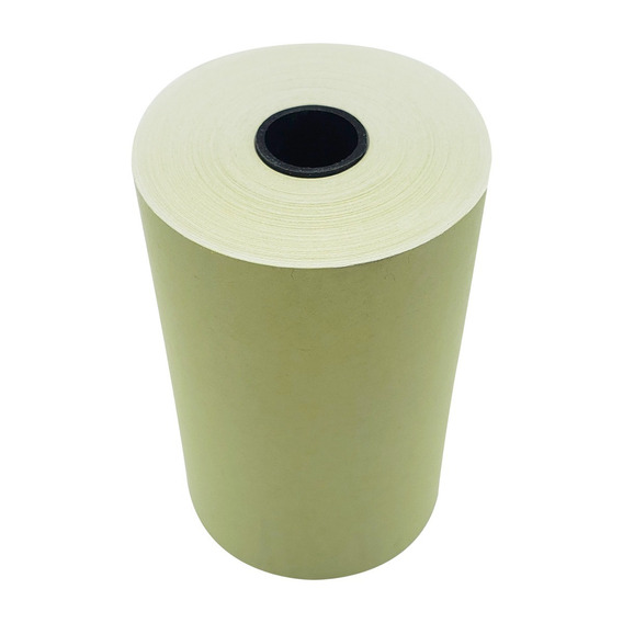 Bobina Térmica Amarela 79x30 - Caixa C/ 30 Rolos