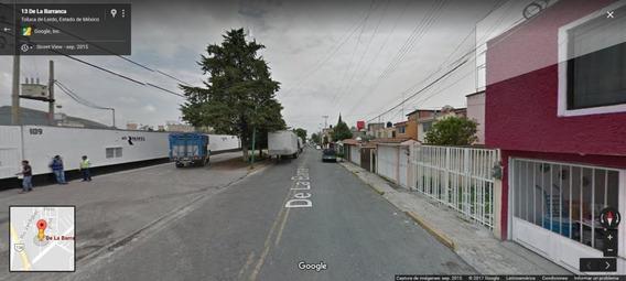 Excelente Oportunidad Casa Remate Bancario En Barrio Tlacopa Toluca