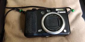 Camera Canon G7 Perfeita