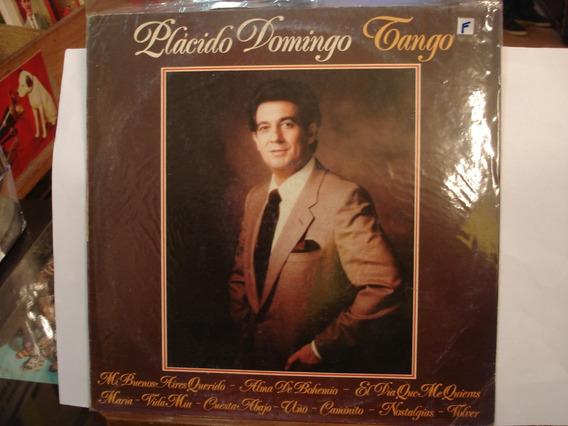 Placido Domingo Tango Disco Lp Vinilo D