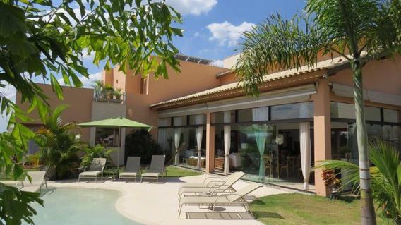 Casa De Condomínio À Venda, 5 Quartos, 14 Vagas, Condomínio Terras De São José Ii - Itu/sp - 9603