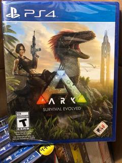 Ark Survival Evolved Ps4 Playstation Nuevo Sellado