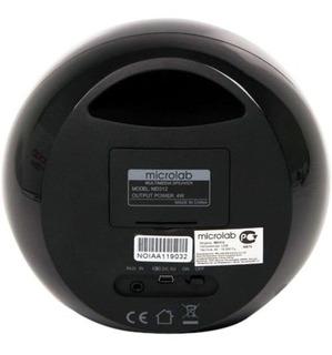 Parlante Microlab 2.1 Portatil Bluetooth Md312 6 Cuotas.