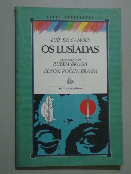 Livro - Os Lusíadas - Luís De Camões