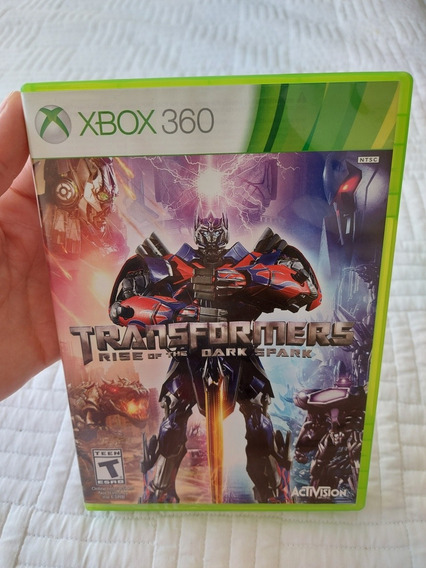 Transformers Rise Of Dark Spark Xbox 360