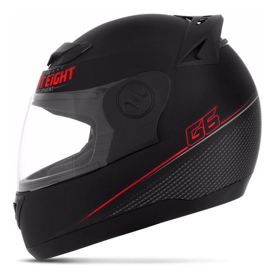 Capacete Masculino Vermelho 788 G6 Limited Edition Pro Tork