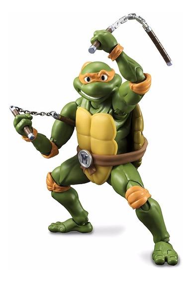 As Tartarugas Ninja Michelangelo Tmnt - Bandai S.h.figuarts