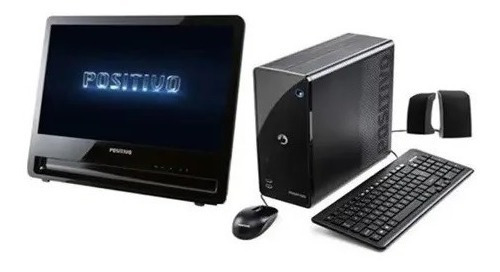Imagem 1 de 6 de Monitor Cpu Positivo Intel Dual Core 4gb Hd 500gb Win10