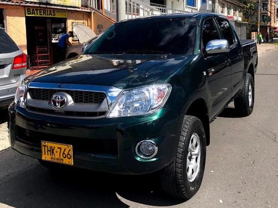 Toyota Hilux 4x4 Diesel 2.5