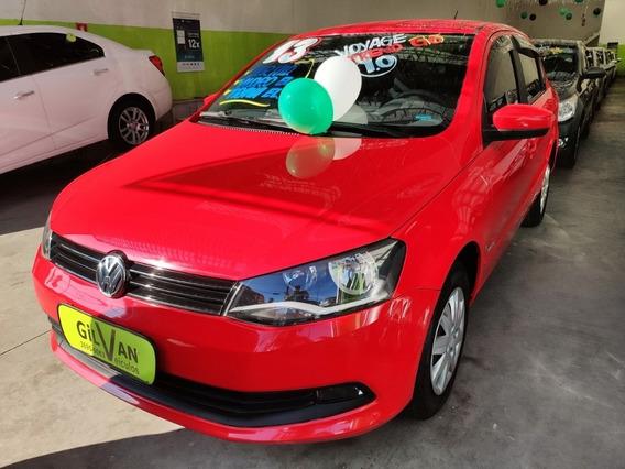 Volkswagen Voyage 1.0 Trend Total Flex 4p