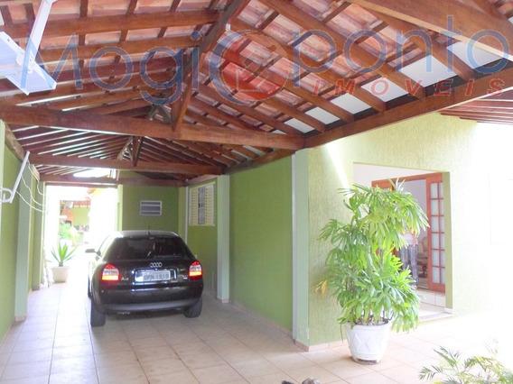 Casa Para Venda, 3 Dormitórios, Jardim Silvania - Mogi Mirim - 301