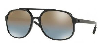 Óculos De Sol Ray-ban Unissex Rb4312-ch 601/jo Polarizado