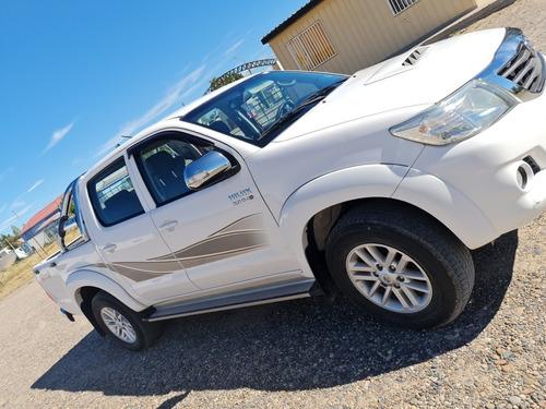 Toyota Hilux 3.0 Cd Srv 171cv 4x4 - A3 2016