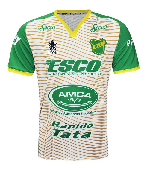 Camiseta Alternativa Defensa Y Justicia Lyon 2020 Edic Copa