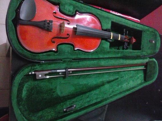 Violin De 4-4 Modelo Cremona