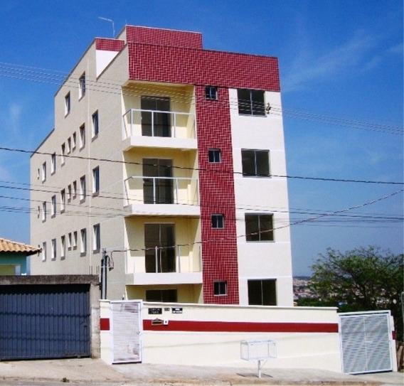 Apartamento Com 2 Quartos Para Comprar No Centro Em Sarzedo/mg - 1876