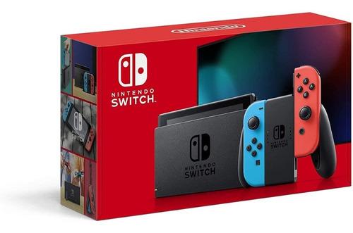 Console New Nintendo Switch