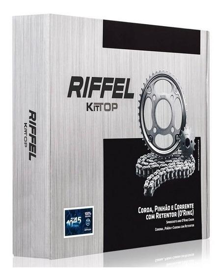 Relacao Completa (com Retentor) Riffel Ninja 250/300 (520x10