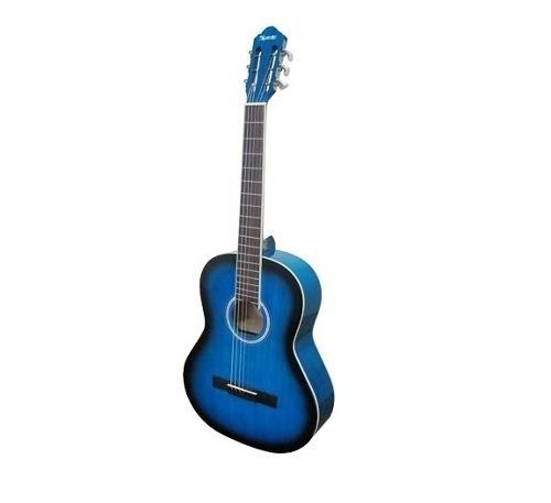 Violão Cordas De Aço Acústico Thomaz Tcg-390a Azul