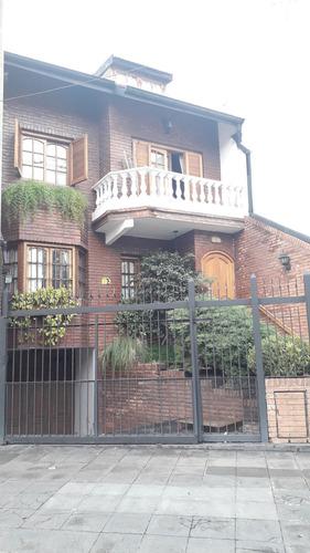 Imagen 1 de 14 de Casa  6 Amb C/terraza,balcon,patio Garage,parque Patricios