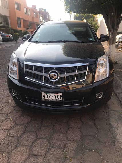 Cadillac Srx 3.0 C Piel Cd Xenon 4x4 At 2012