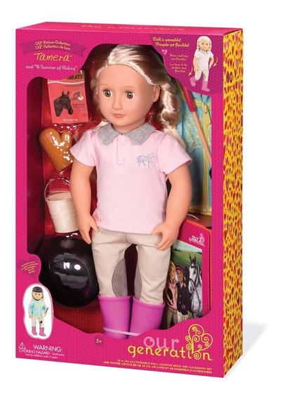 Muñecas Og Linea Profesional Our Generation Varios Modelos