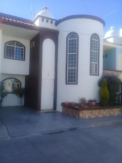 Casa Tres Recámaras A Una Cuadra De Soriana Madero