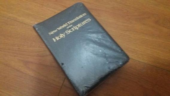 Biblia Em Ingles Antiga Luxo Watchtower