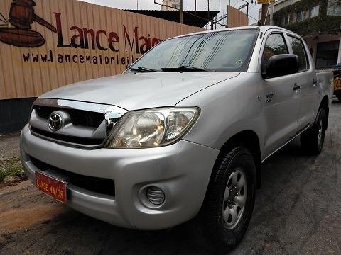 Toyota Hilux Cd 4x4 Diesel 2010