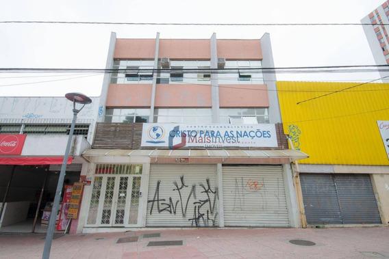 Sala Para Alugar, 400 M² Por R$ 9.000,00/mês - Centro - Curitiba/pr - Sa0012