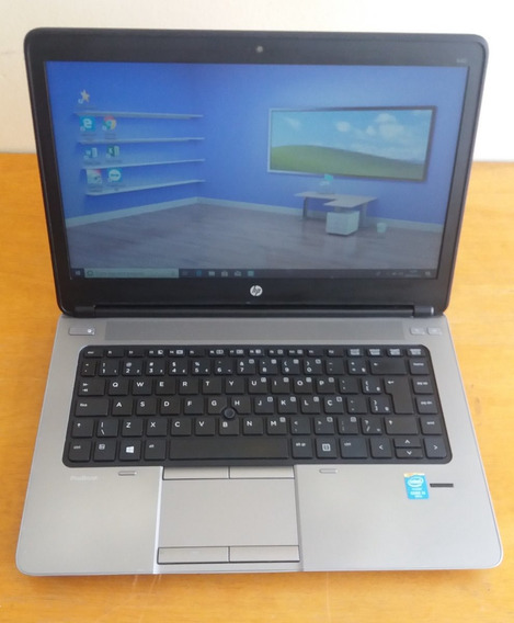 Notebook Hp Probook 640 Proc I5 4ª Ger Hd500gb Mem4gb Tela14