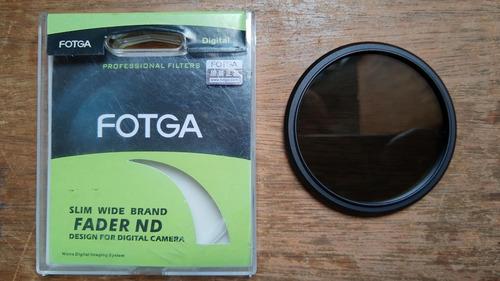 Filtro Densidade Neutra Nd 67mm Fotga