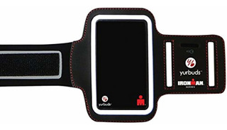 Yurbuds Ironman Athletic Performance Armband iPhone 5