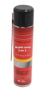 Aceite De Corte 2en1 Mecanizado Lubrica Refrigera Locx 350ml