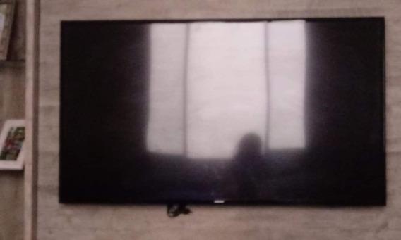 Tv Samsung Smart Tela Quebrada