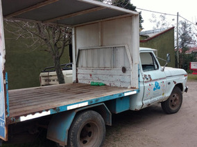 Ford F 350 Año 1977