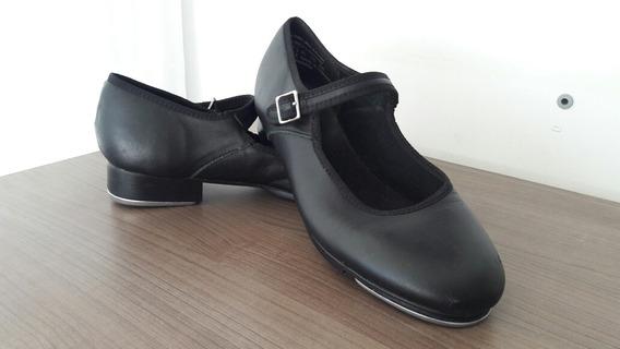 Zapatos De Tap Capezio N° 40 Imports. Excel Estado !!!