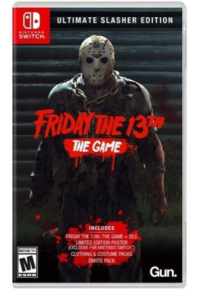 Friday The 13th The Game Ultimate Slash Edition - Switch