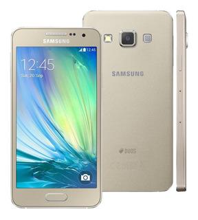Smartphone Samsung Galaxy A3 4g Duos A300m/ds Sem Juros
