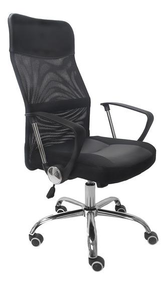 Cadeira Escritorio Presidente Giratória Computador Ergonômia