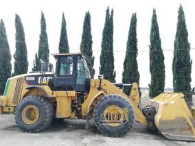 Payloader/cargador Caterpillar 950k