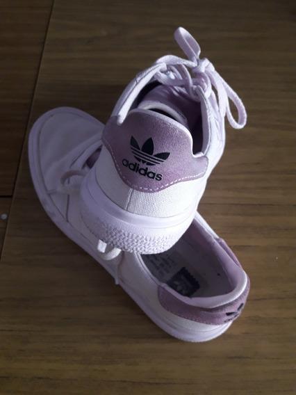 Zapatillla adidas Art B44945 Lila Claro 5 Us 36
