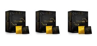 3 Caixas De Magrechá - Chá Emagrecedor Natural - 180 Sachês